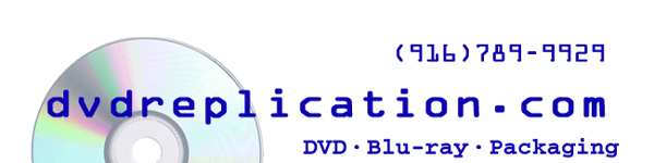 dvd and blu-ray replication logo